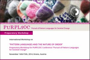 PURPLSOC Workshop 2014
