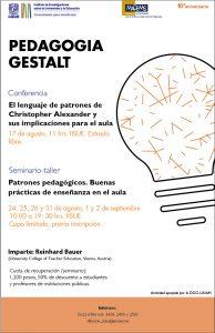 Plakat IISUE-UNAM
