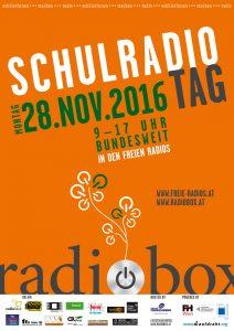 Plakat Schulradiotag 2016