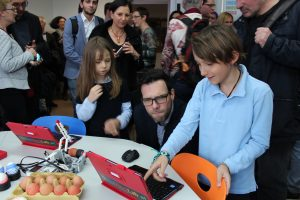 Robotics Day Wien @ TGM Wien