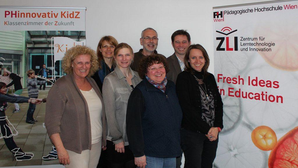 KidZ-Wien Begleit-Team