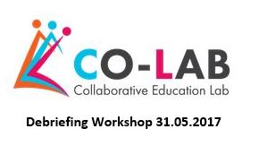 CO-LAB Debriefing Workshop an der PH Wien