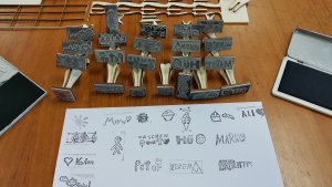Stempel aus dem PH Makerlab