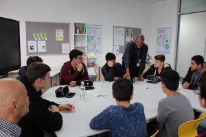 Open Workspace – SEK: Lernen Sie didaktische Möglichkeiten zu Coding und Robotik für Sekundarbereich 1 & 2 kennen @ PH Wien, Education Innovation Studio (EIS)