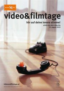 Plakat video&filmtage2019