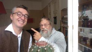 Lothar Bodingbauer und Christian Berger