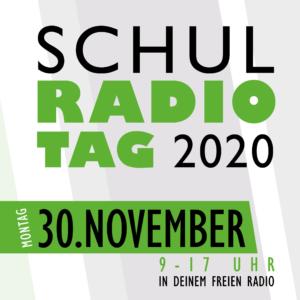 Schulradiotag 2020 @ Online Stream